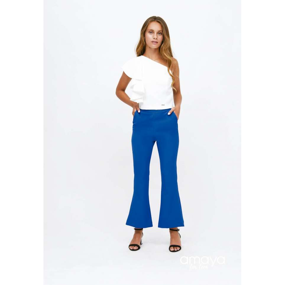 Amaya for teen pantalon azulon 515201