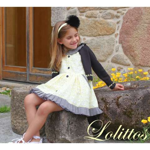 LOLITTOS CALIMERO CHAQUETA MEDIA