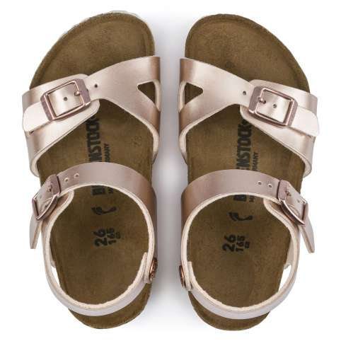 BIRKENSTOCK SANDALIA ELECTRIC METALLIC COPPER