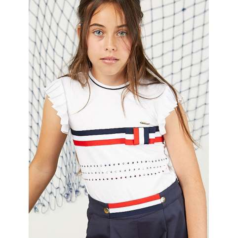 Amaya Fashion for kids camiseta marinera
