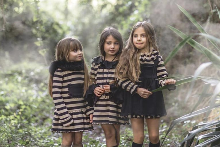 Tendencias Moda Infantil: Color Negro