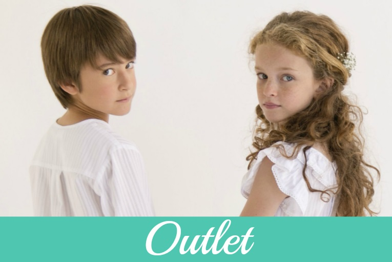 Outlet ropa niños